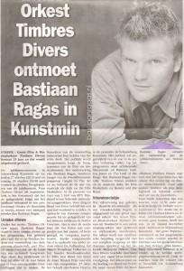 501 011 20071003 Kunstmin Dordrecht TD ontmoet Bastiaan Ragas