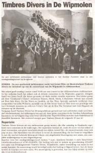 Ruud van Eeten's muziekkeuze 27 februari 2008